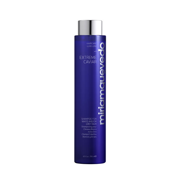Miriam Quevedo - Extreme Caviar Shampoo for white and grey hair.
