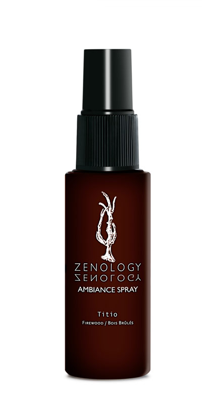 Zenology - Ambiance Spray Firewood 50 ml