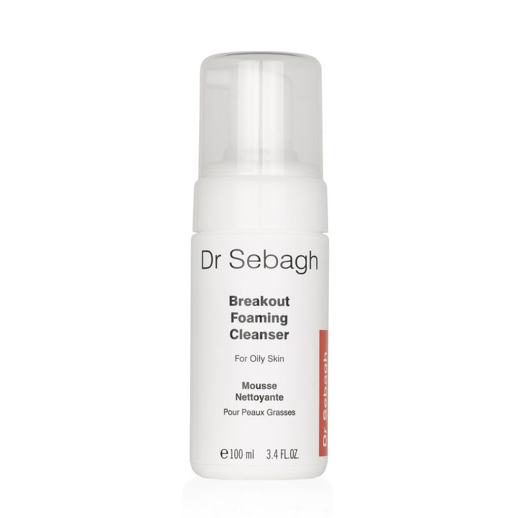 Dr.Sebagh - Breakout Foaming Cleanser