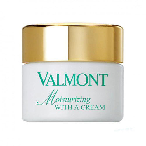 Valmont - Moisturizing with a cream