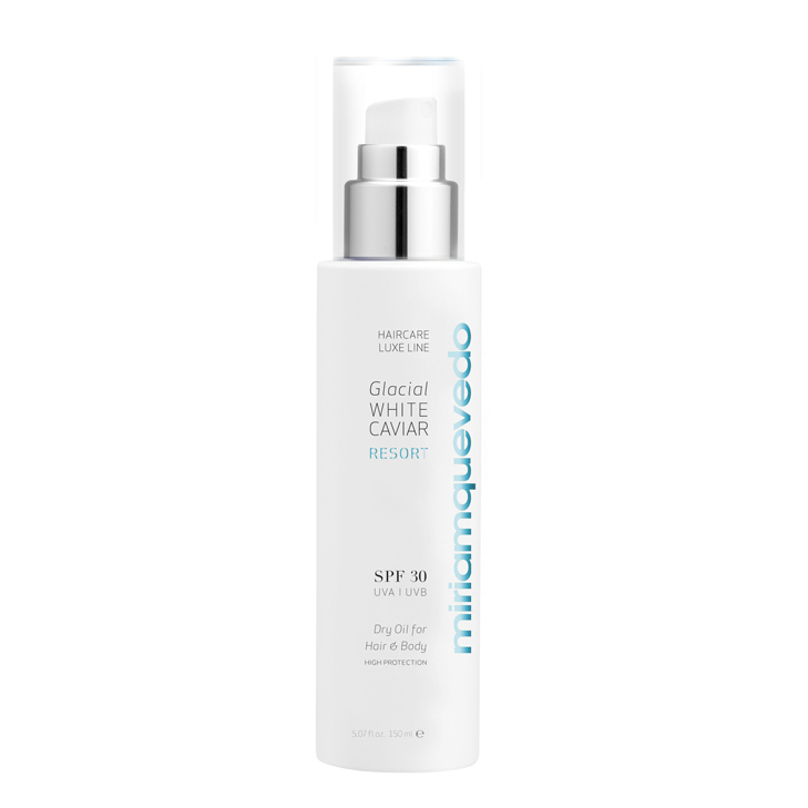 Miriam Quevedo -  Resort SPF 30 dry oil for hair & body