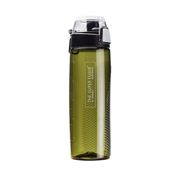 THE SUPER ELIXIR HYDRATOR BOTTLE  710ml