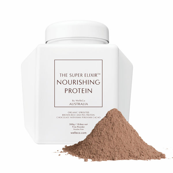 THE SUPER ELIXIR NOURISHING PROTEIN Caddy 300g