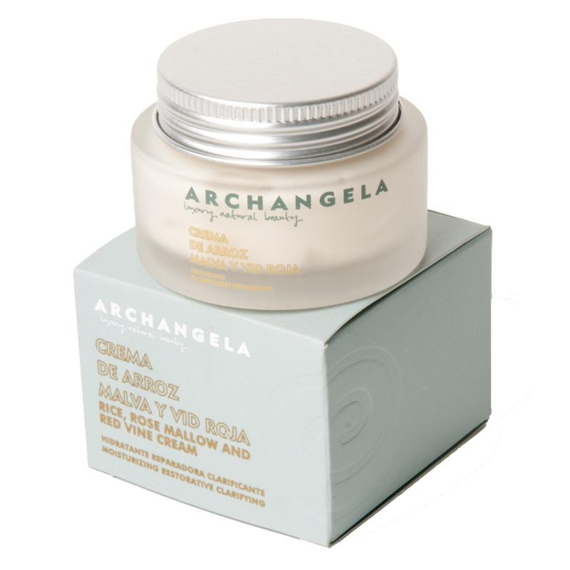 Archangela - Crema de Arroz, Malva y Vid Roja