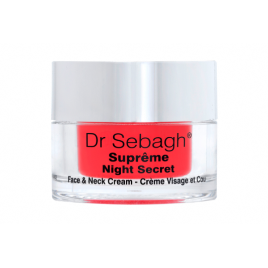 Dr. Sebagh - Supreme Night Secret