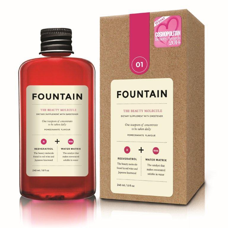 Fountain - La Molécula de la Belleza