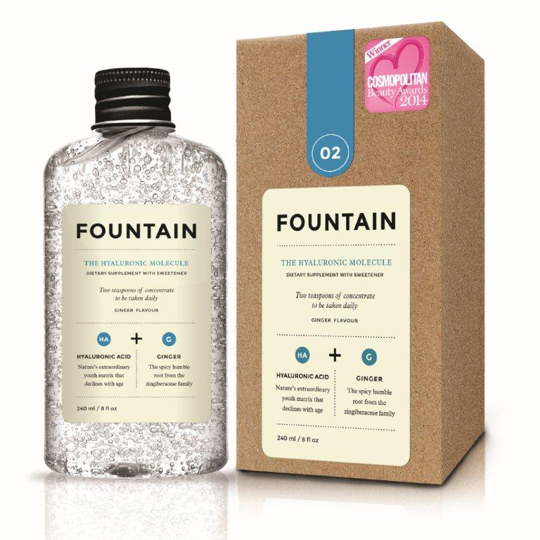 Fountain - La Molécula Hialurónica