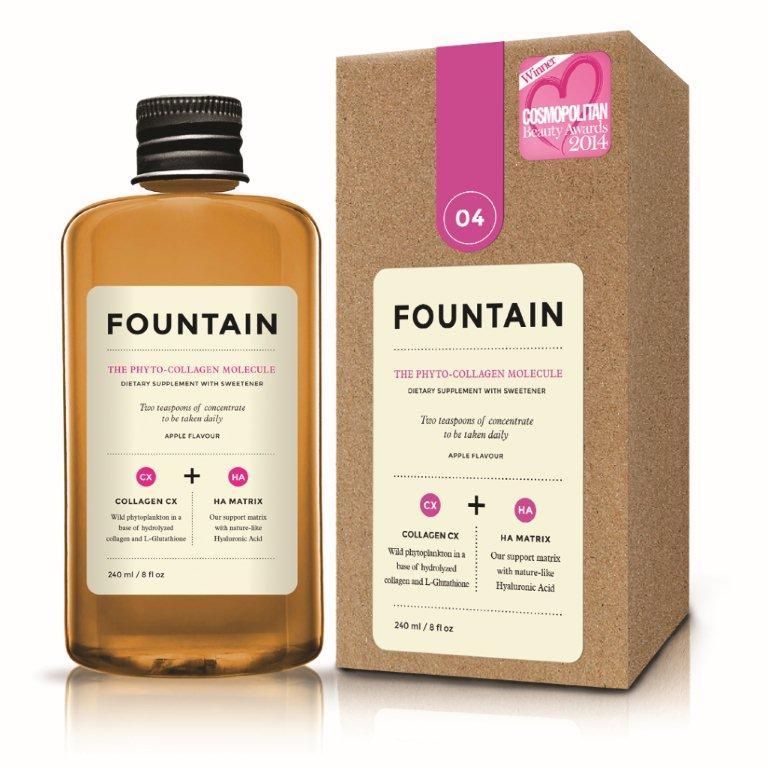 Fountain - La Molécula del Fito-Colágeno