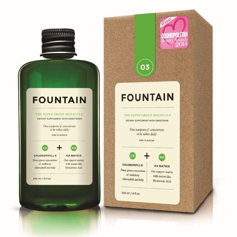 Fountain - La Molécula Súper Verde