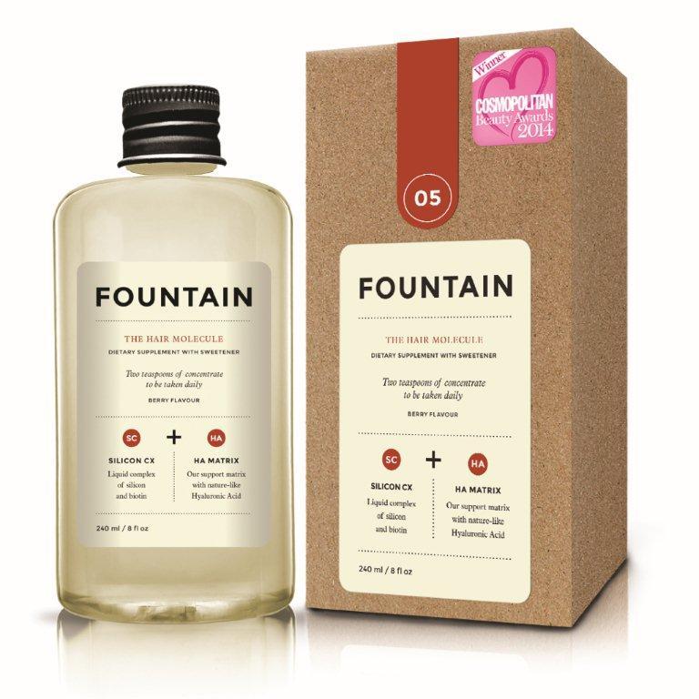 Fountain - La Molécula del Cabello