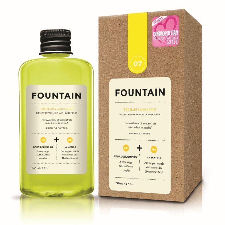 Fountain - La Molécula de la Felicidad