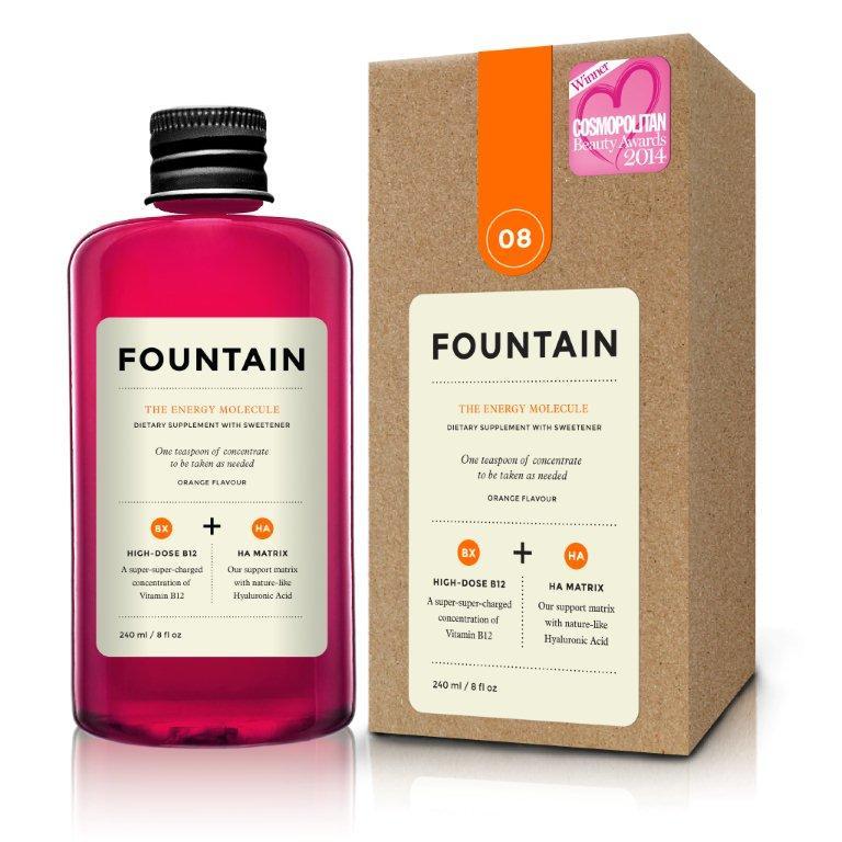 Fountain - La Molécula Energética