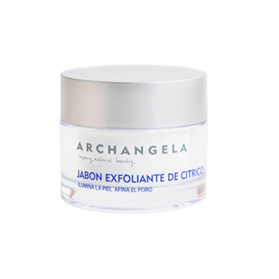 Archangela - Jabón Exfoliante de Cítricos