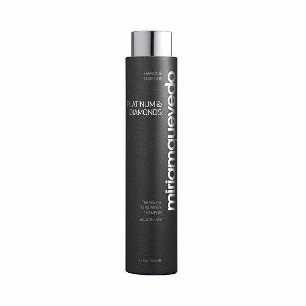 Miriam Quevedo - Platinum & diamons Luxurious shampoo