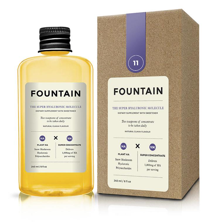 Fountain - La Molécula Hialurónica 11