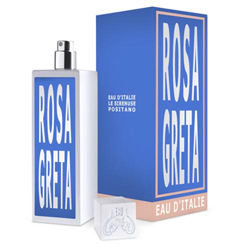 Eau d'Italie - Rosa Greta