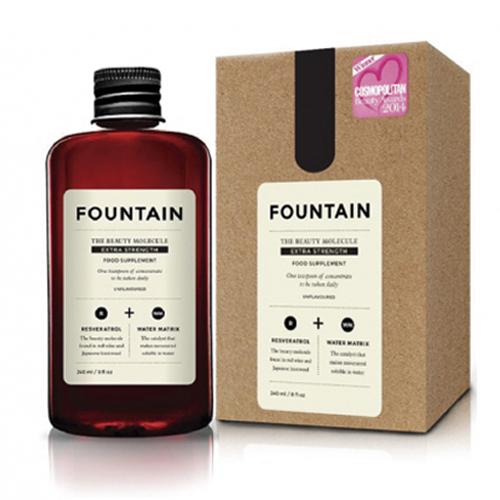 Fountain - La Molécula de la Belleza (extra fuerte).