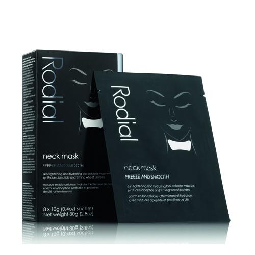 Rodial - Neck Mask caja 8 unidades