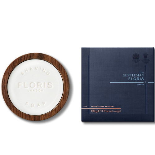 Floris Gentleman - Shaving Soap & Bolw