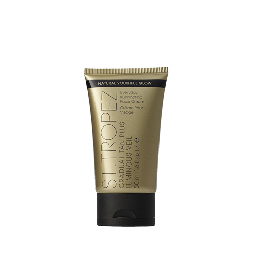St Tropez - Gradual Tan Plus Lumious Veil Face Cream