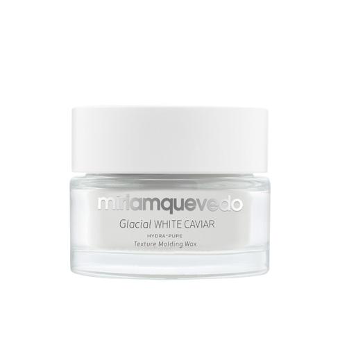 Miriam Quevedo - Glacial White Caviar Texture Molding Wax