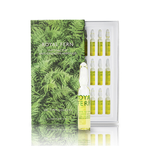 Royal Fern - Phytoactive Anti-oxidative Ampoules