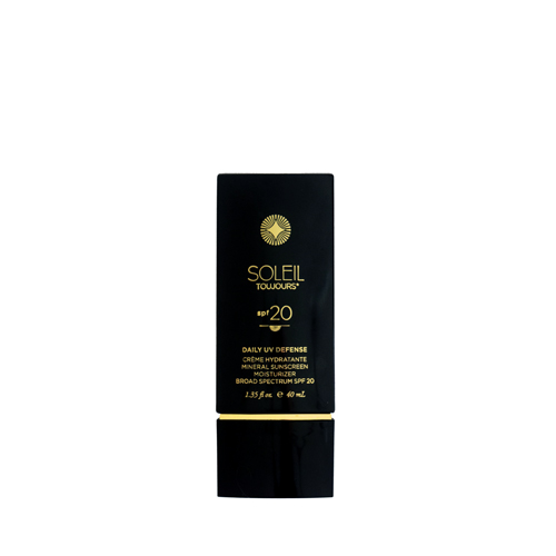 Soleil Toujours - Daily UV Mineral Sunscreen SPF 20