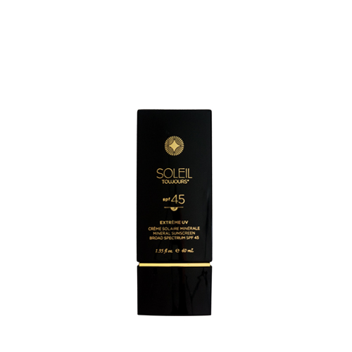 Soleil Toujours -Extreme UV Mineral Sunscreen SPF 45