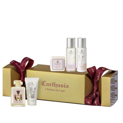 Carthusia - Fiori di Capri cofre regalo