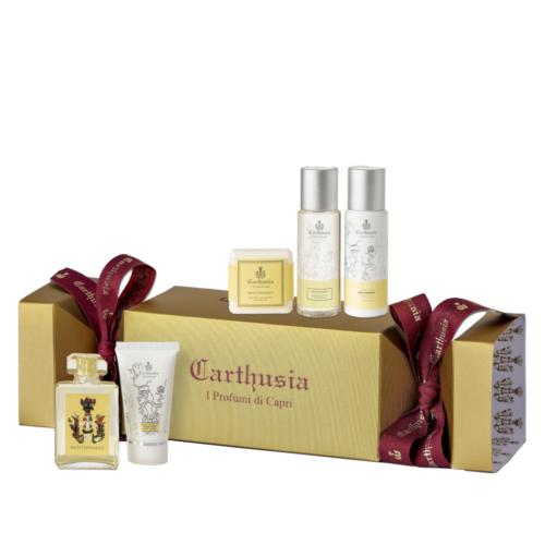 Carthusia - Mediterráneo cofre regalo