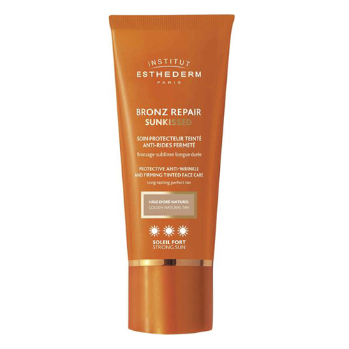 Institut Esthederm - Bronz Repair Con Color sol fuerte