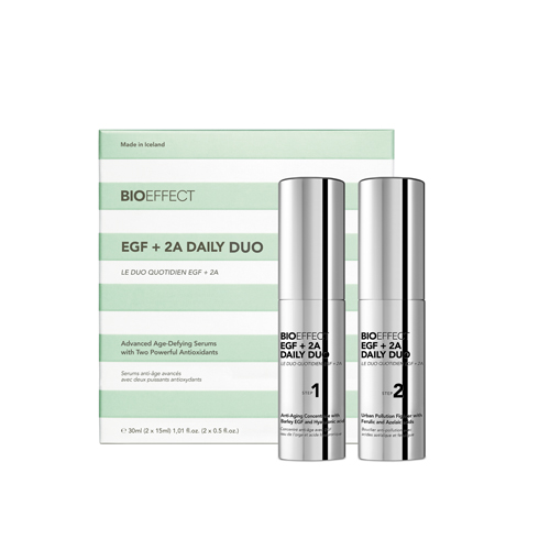 Bioeffect - EGF  + 2A Daily Duo