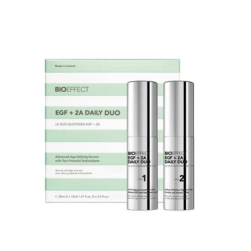 Bioeffect - EGF  + 2A Daily Duo