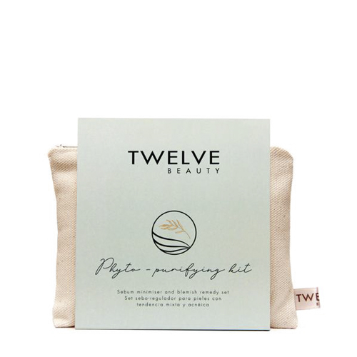 Twelve -  Kit de viaje Phyto - Purifying