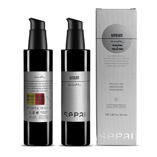 Sepai -  Nude crema corporal +Cellu pro + Slim pro