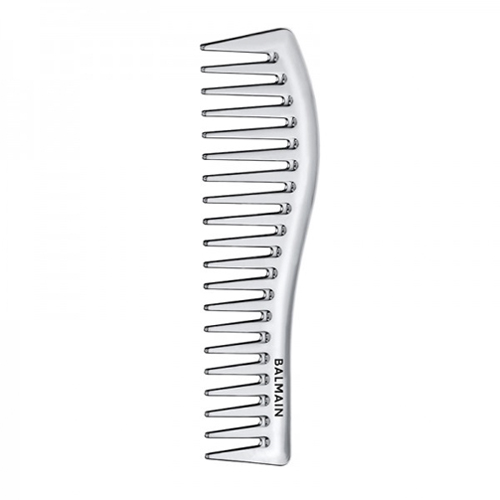 Balmain Hair Couture - Silver Styling Comb