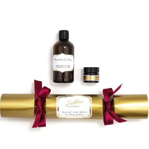 Delbôve - Set de regalo dorado