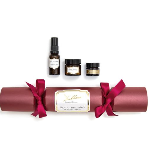 Delbôve - Set de regalo rojo