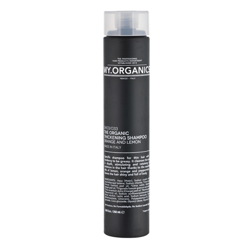 MY. ORGANICS - Thickening Shampoo