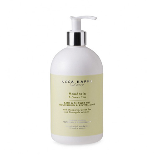Acca Kappa - Mandarin & Green Tea Shower Gel