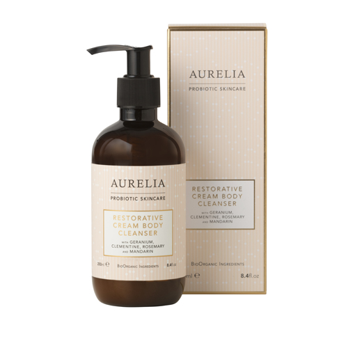 Aurelia Probiotic - Restorative Cream Body Cleanser