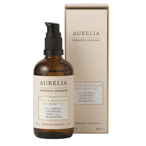 Aurelia Probiotic - Firm and Revitalise Dry Body Oil