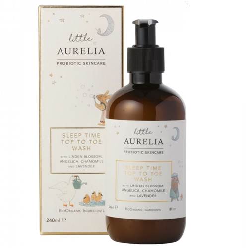 Aurelia Probiotic - Sleep Time Top To Toe  Wash