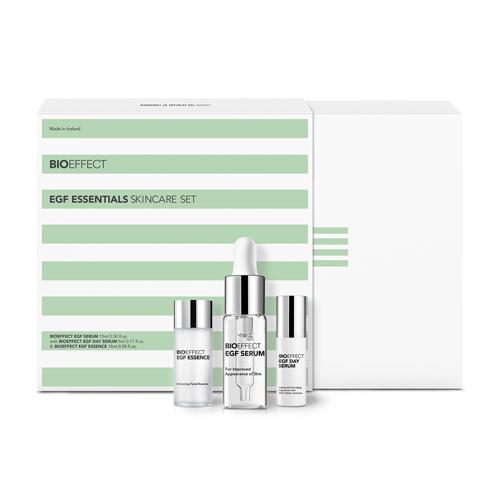 Bioeffect - EGF Serum + minitalla serum día + minitalla  essence
