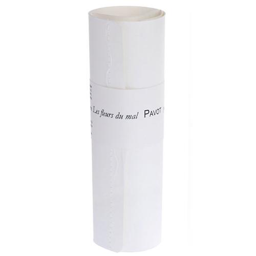 Cousu de fil blanc - Amapola(Pavot)