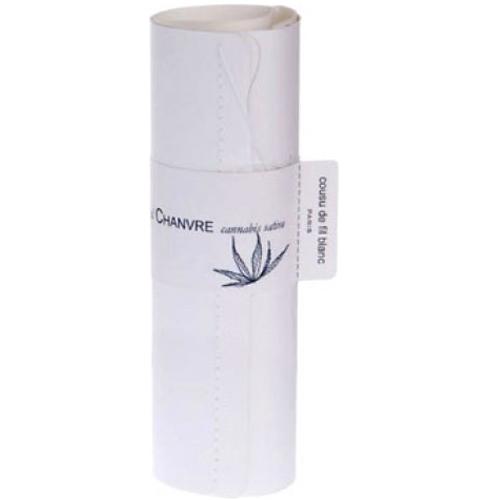 Cousu de fil blanc - Cannabis ( Chanvre )
