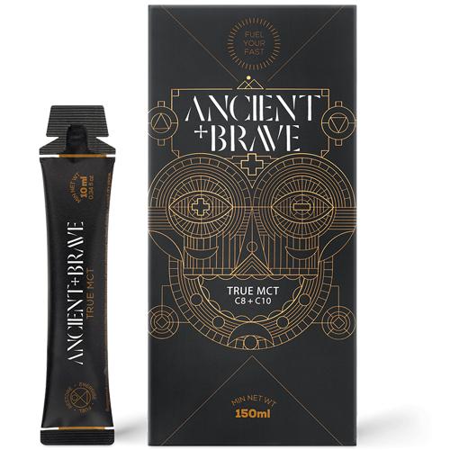 Ancient + Brave - True MCT C8 + C10 Individual Sachets