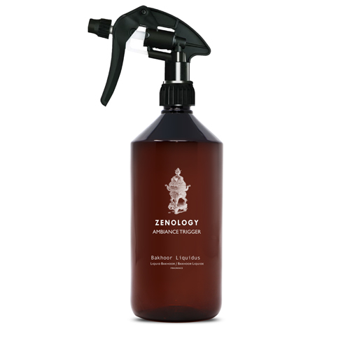 Zenology - Ambiance Trigger Liquid Bakhoor 1000ml