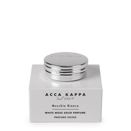 Acca Kappa - Muschio Bianco Perfume Sólido