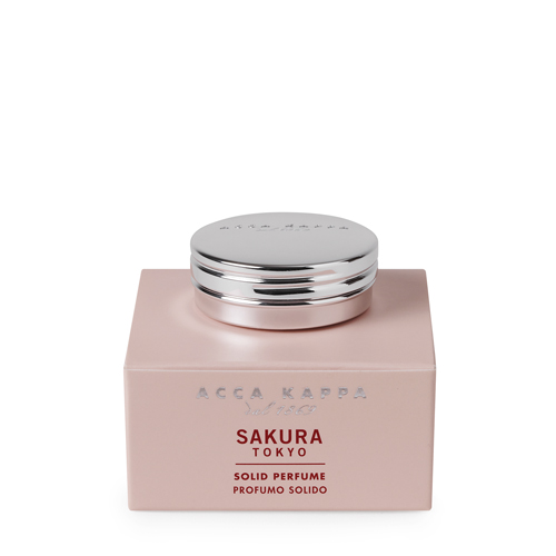 Acca Kappa - Sakura Tokio Perfume Sólido